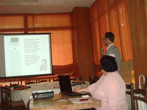 ХХХ National Conference of Obstetrics, June 2011, Kiten