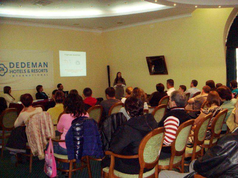 General Meeting of ALA Association, October 2011, Plovdiv