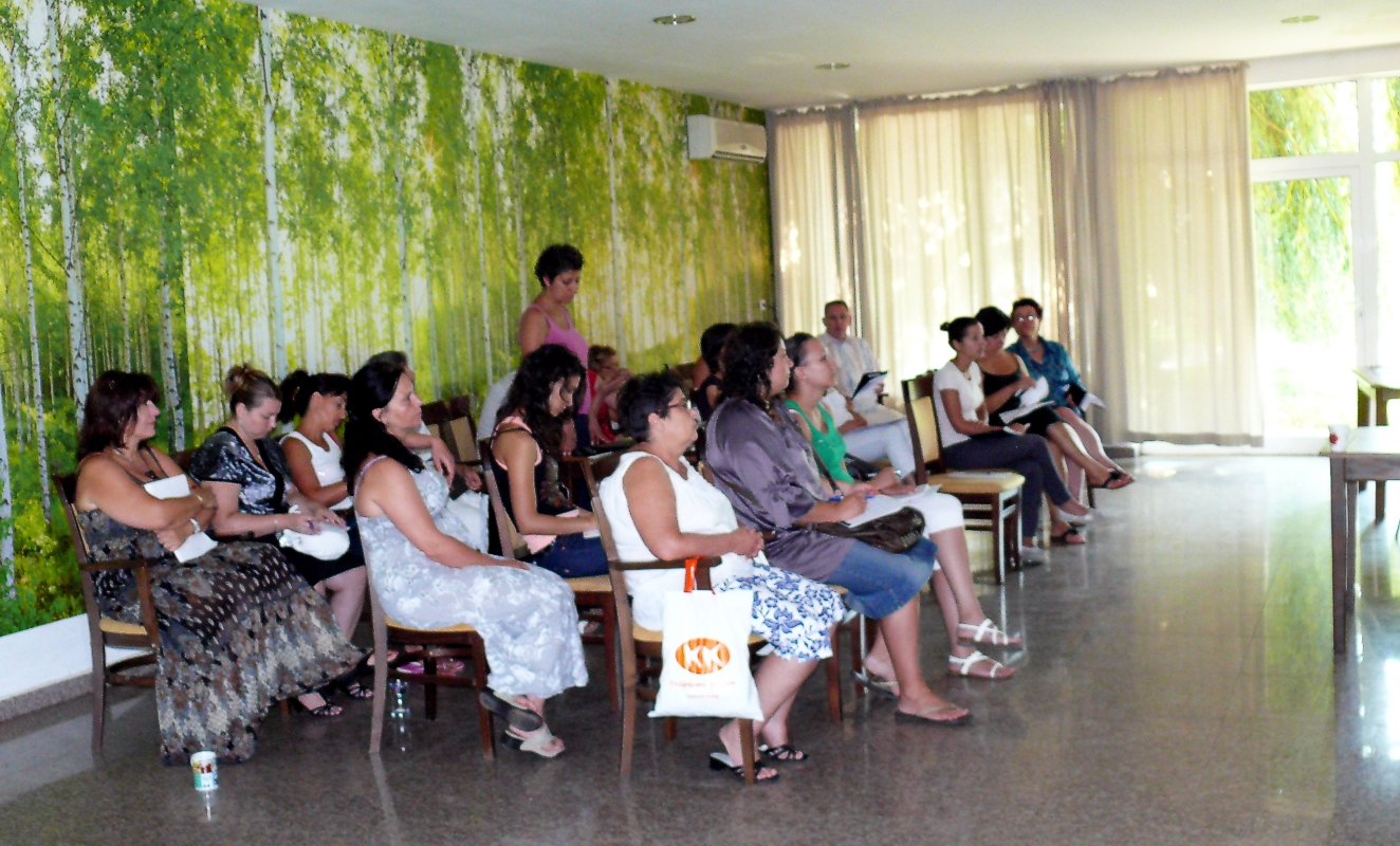 Speech Therapy Camp for Specific Aspects of the Treatment of Children with facial Anomalies